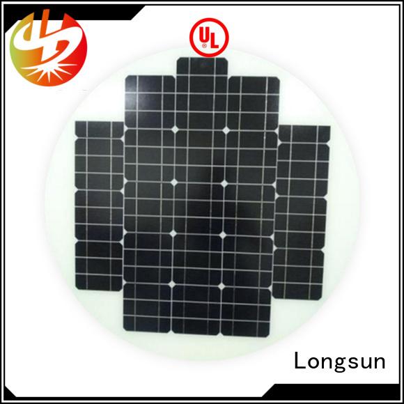 Longsun UV resistant solar power panels customized for other Solar applications