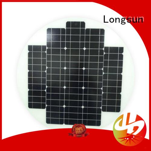 Longsun durable solar panel for street light street for other Solar applications