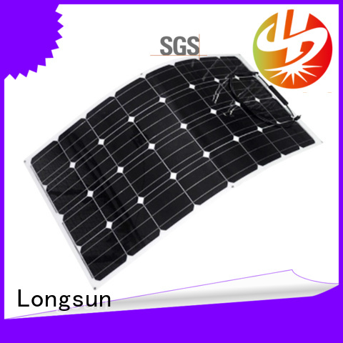 high-quality semi-flexible solar panel vendor for yachts