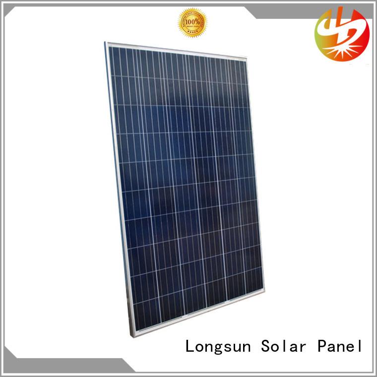 Poly 285w solar panels
