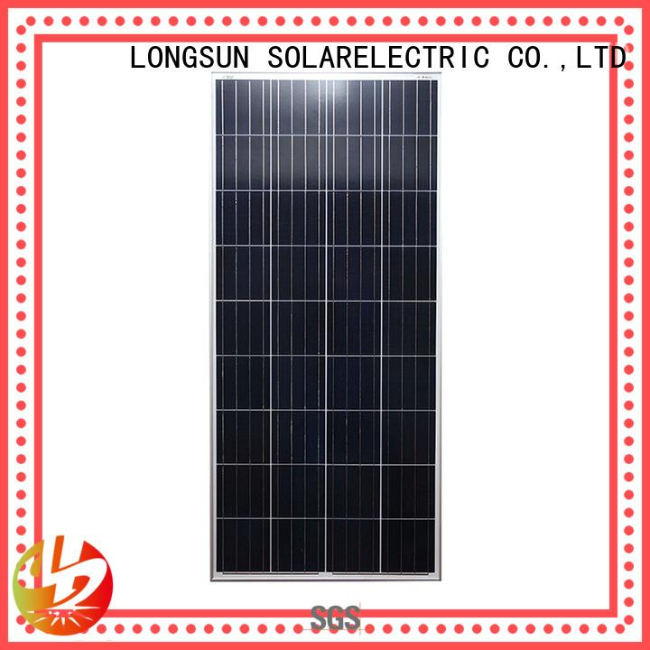 Longsun volt polycrystalline pv module directly sale for communications