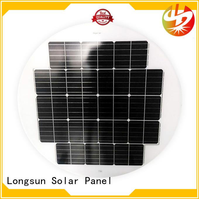 Longsun lights portable solar panels producer for other Solar applications