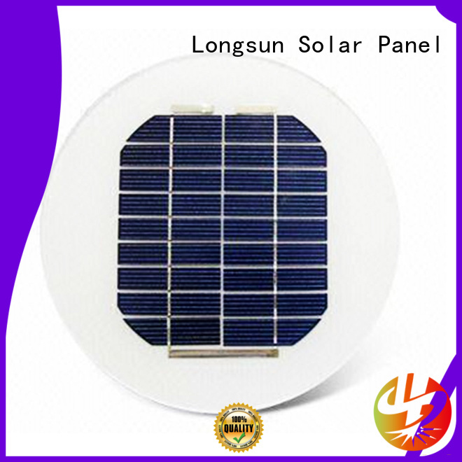 panel circle solar panel manufacturer for other Solar applications
