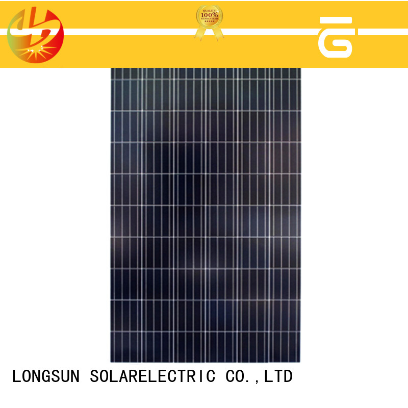 high-end poly solar panel 12 directly sale for solar lawn lights