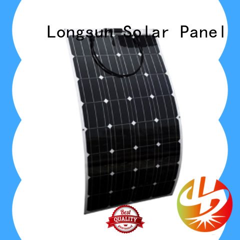 long-life flexible solar panels panel factory price for yachts