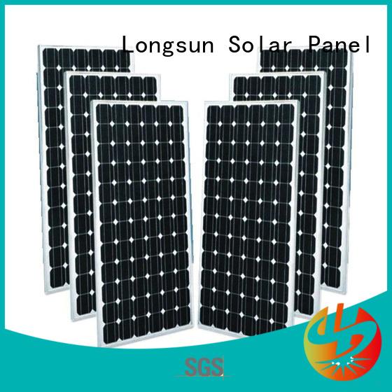 sturdy monocrystalline solar panel solar supplier for ground facilities