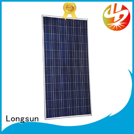 online high output solar panel 280w supplier for meteorological