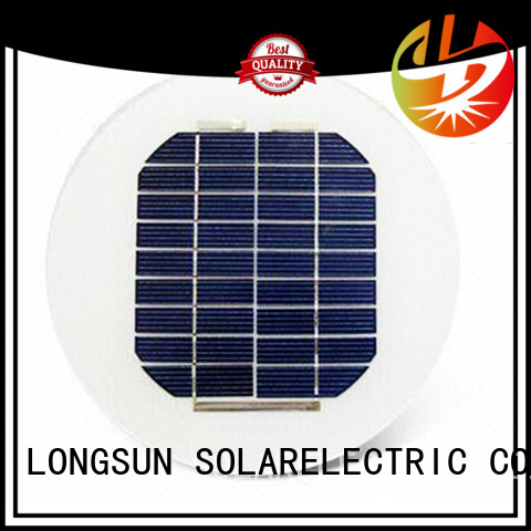 Longsun 80w solar power panels series for Solar lights