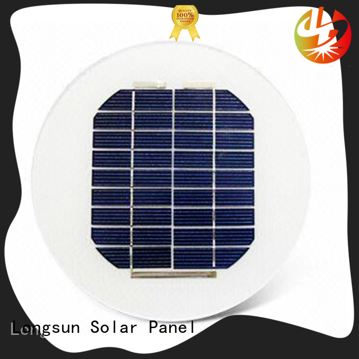 Longsun good to use solar panel manufacturers supplier for Solar lights