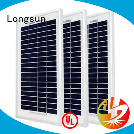 Longsun high-quality polycrystalline pv module order now for communications