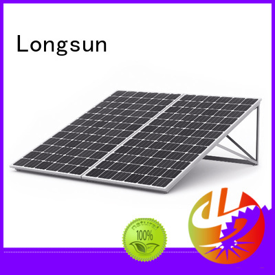 Longsun competitive price most efficient solar panels marketing for lamp power supply
