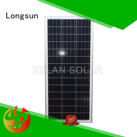 long-life poly solar panel 305w supplier for solar street lights