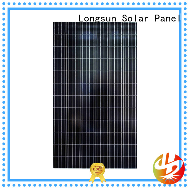 Longsun 10w sunpower module directly sale for solar lawn lights