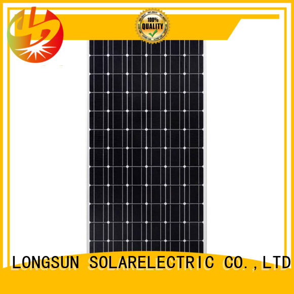 Longsun durable solar module pv for ground facilities