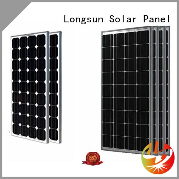 285w high watt solar panel solar for meteorological Longsun