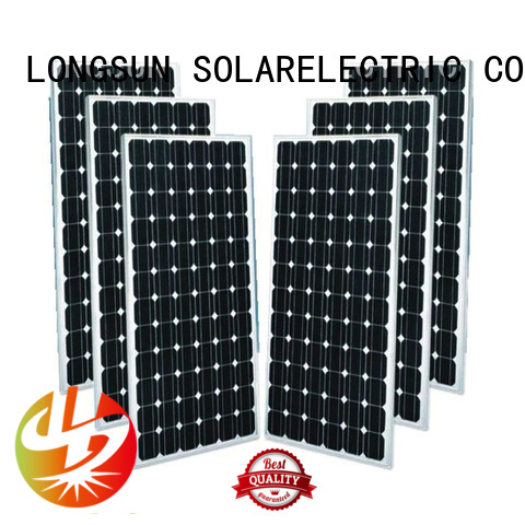 Longsun solar panel manufacturers directly sale for space
