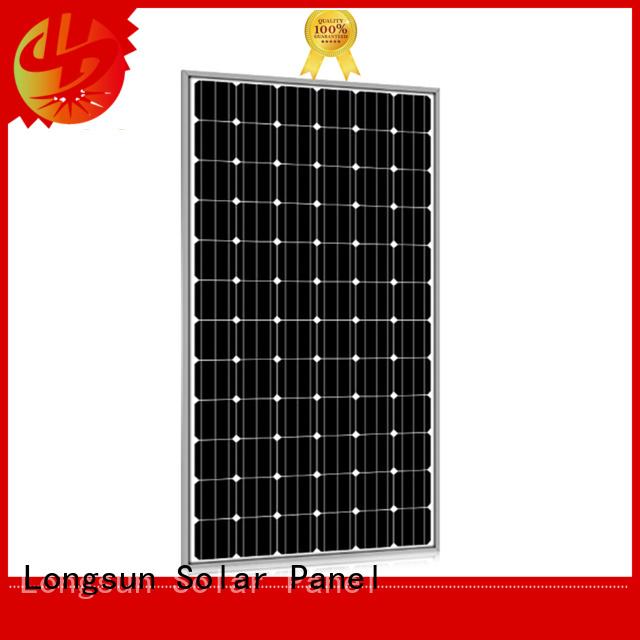 Longsun series high output solar panel marketing for photovoltaic power station