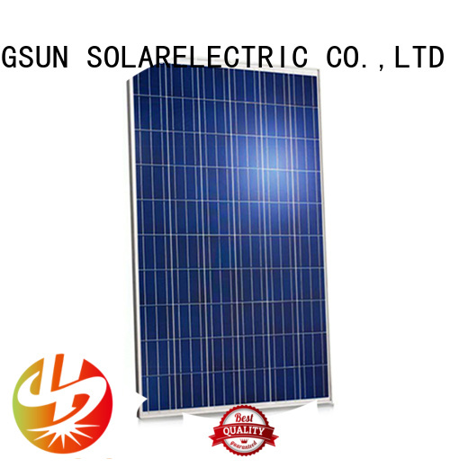 Longsun widely used high watt solar panel series for marine