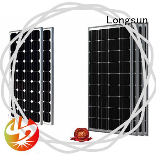 Longsun 340w best solar panel company marketing for photovoltaic power station