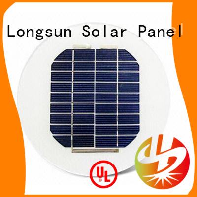 Longsun solar power panels to decorative for other Solar applications