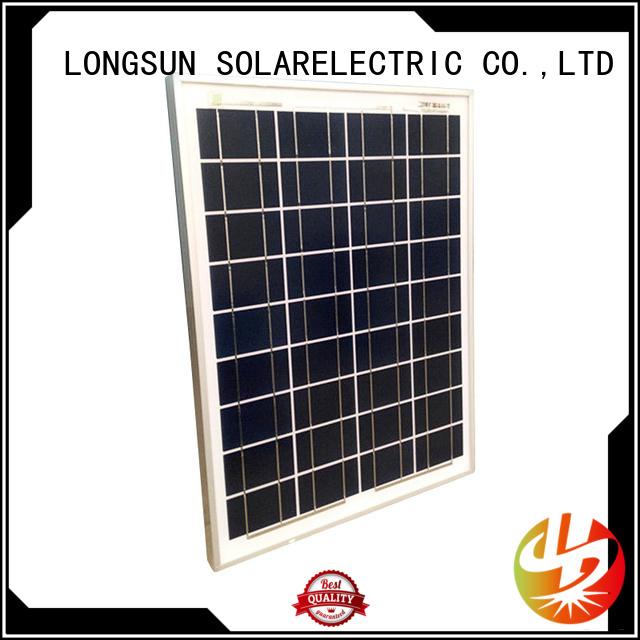 watt buy solar panels 150w for solar lawn lights Longsun