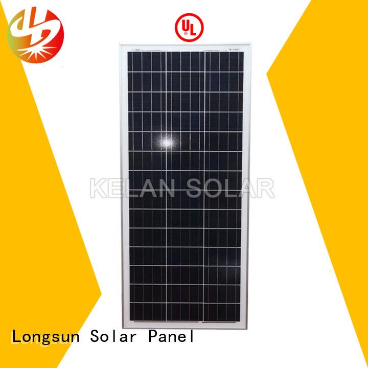 Longsun module solar panel suppliers dropshipping for solar street lights
