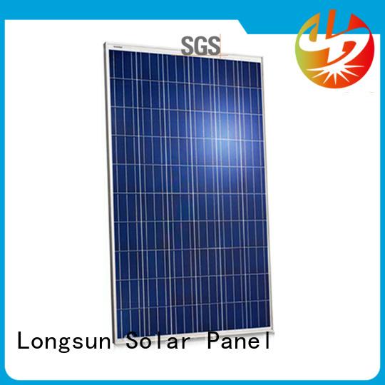 Longsun durable high power solar panels vendor for photovoltaic power station