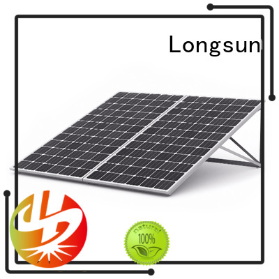 Longsun 285w high tech solar panels vendor for traffic field