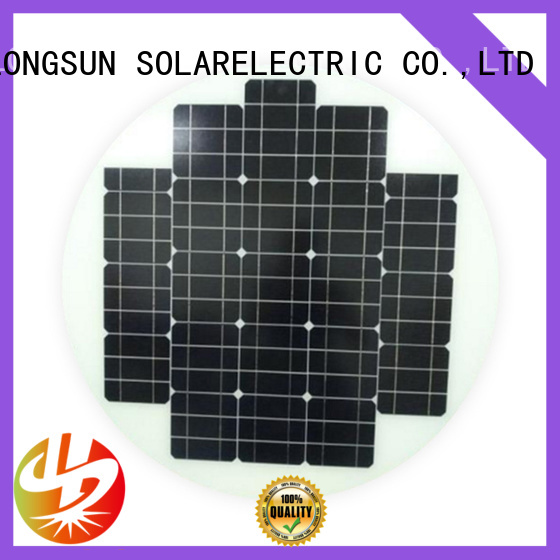 round circle solar panel wholesale for other Solar applications Longsun