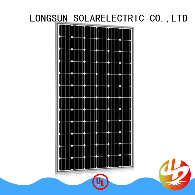 Longsun online most efficient solar panels 315w for lamp power supply