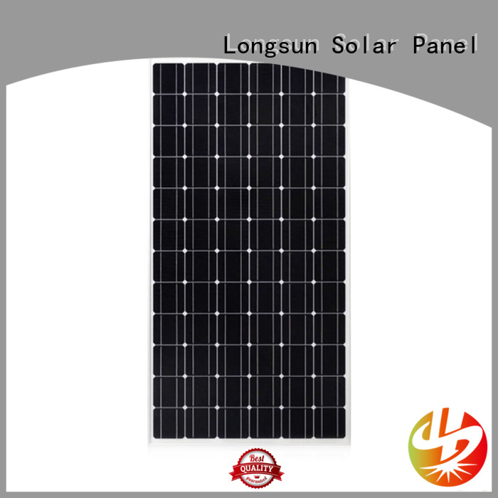 Longsun pv monocrystalline solar cell directly sale for space