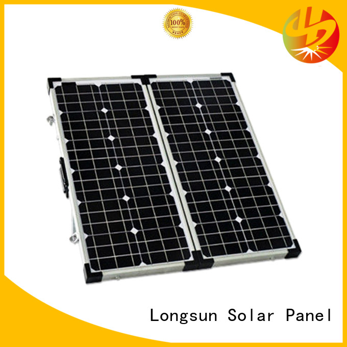 foldable solar panels foldable overseas market for camping