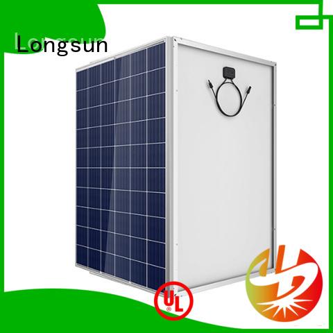 Longsun durable solar panels for sale 315w for powerless area