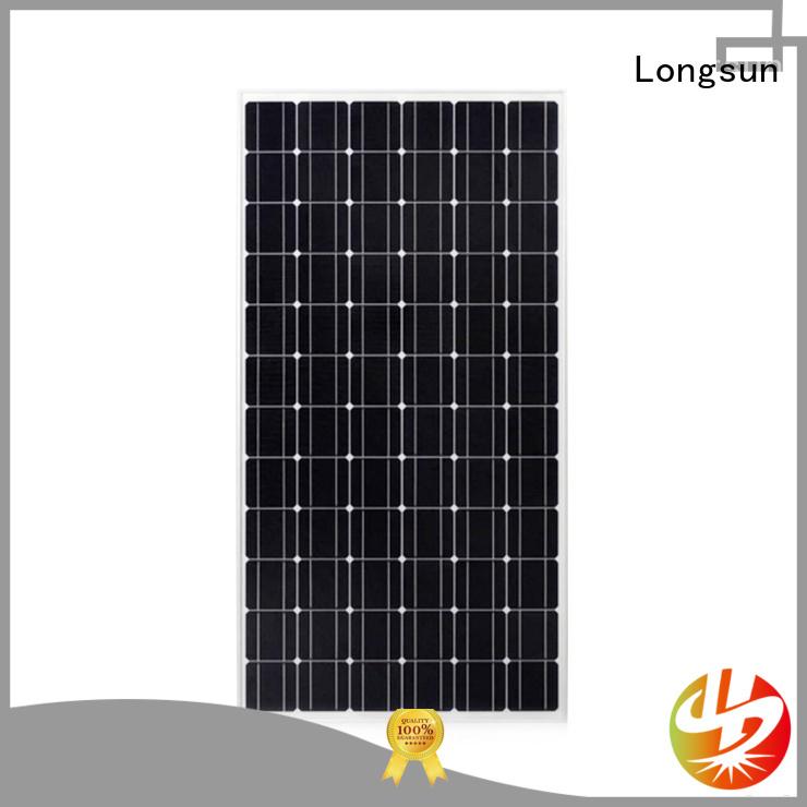 Longsun 320w solar module producer for ground facilities