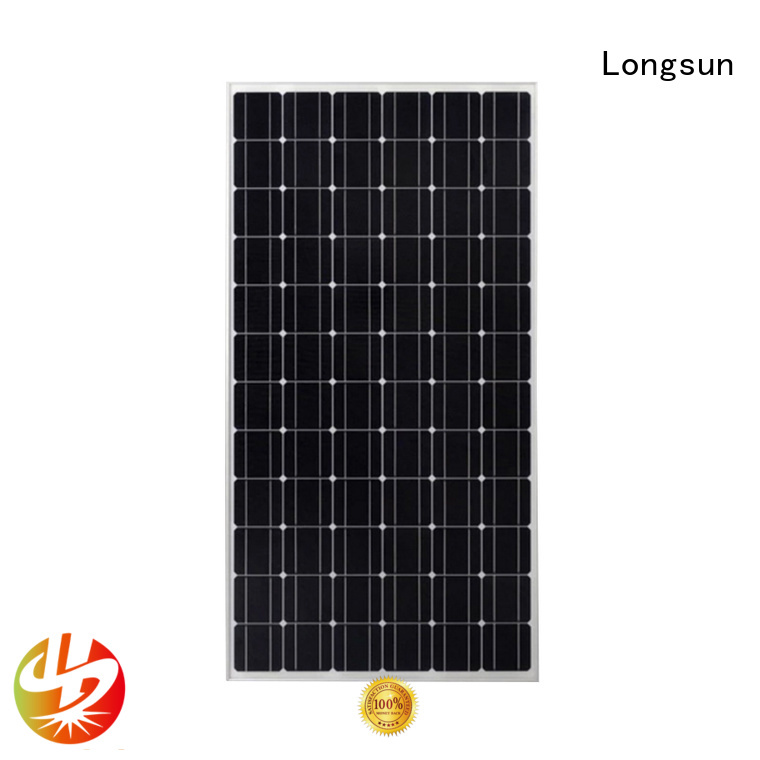 Longsun 315w high tech solar panels vendor for communication field