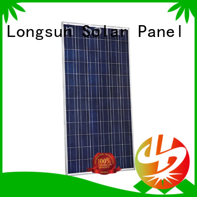 Longsun competitive price high power solar panels overseas market for petroleum