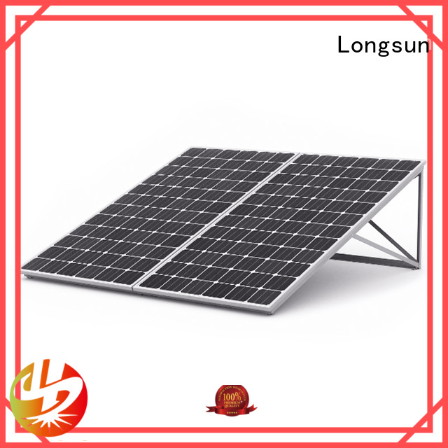 online high watt solar panel poly customized for communication field