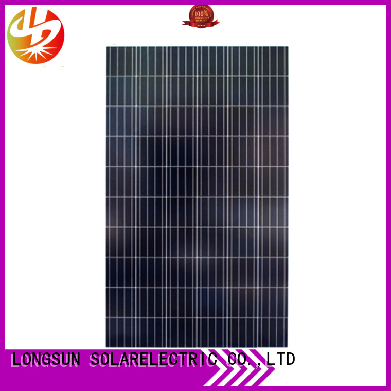 Longsun solar sunpower module wholesale for solar power generation systems