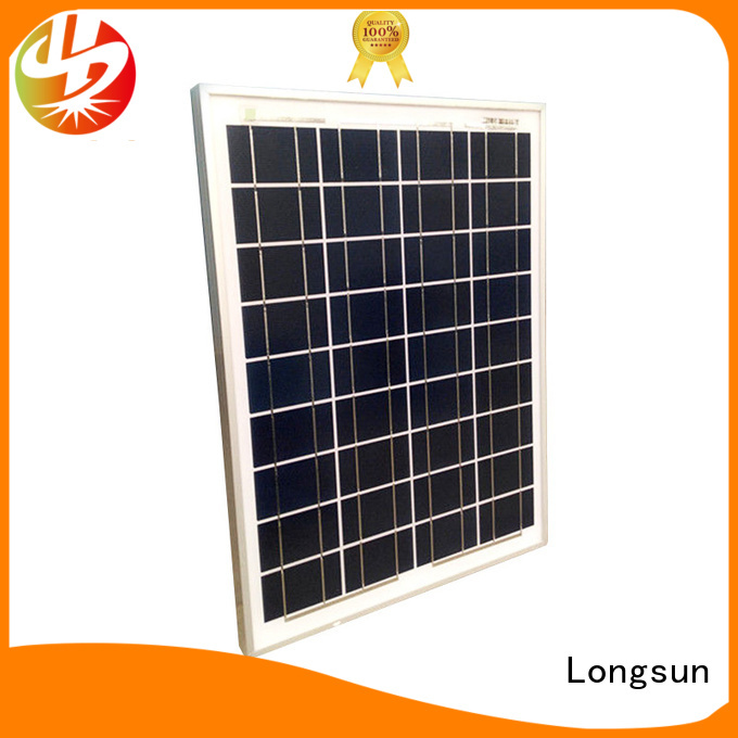 Longsun high-quality solar panel suppliers dropshipping for solar power generation systems