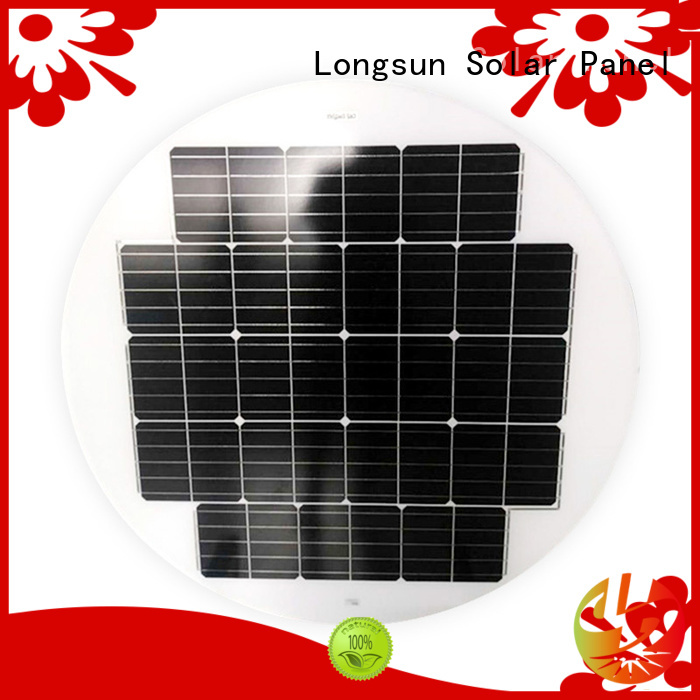 Longsun 80w solar cell panel series for other Solar applications