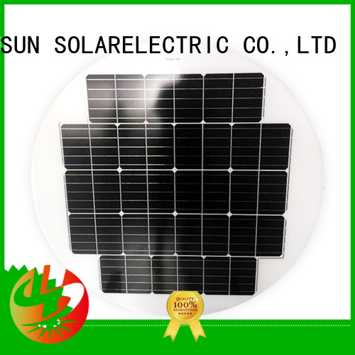 Longsun circle solar power panels series for other Solar applications