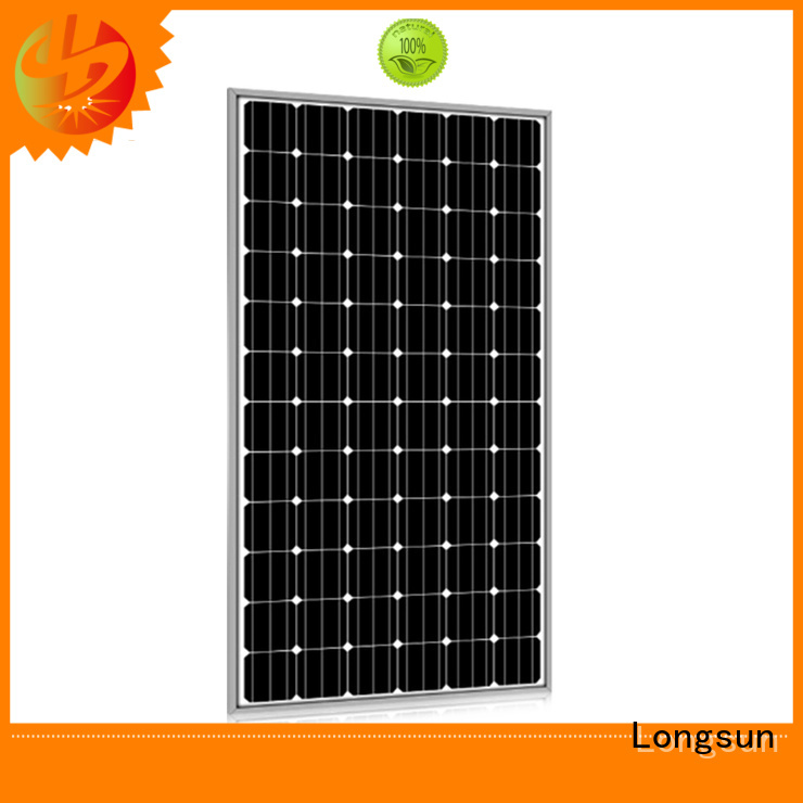 Longsun reliable highest rated solar panels factory price for lamp power supply