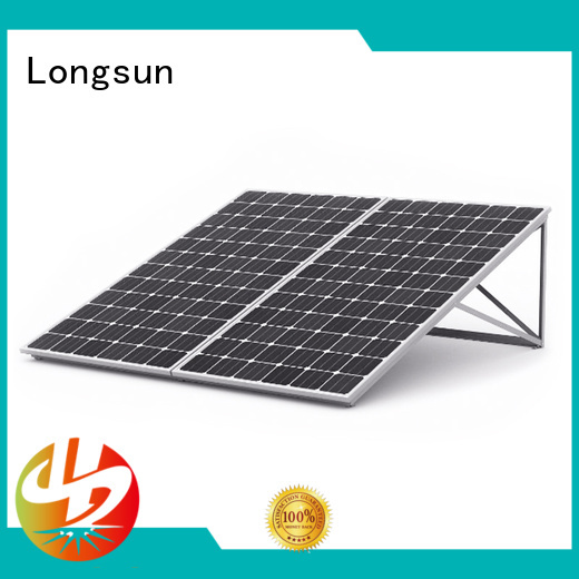 Longsun solar best solar panel company customized for traffic field