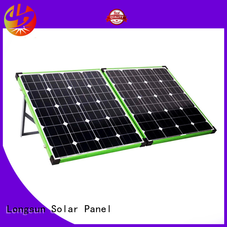 60W PORTABLE FOLDING SOLAR PANELS KITS, HIGH EFFECIENCY FOLDABLE SOLAR PANELS, FOLDING SOLAR PANELS WITH 15 YEAS EXPERIENCE