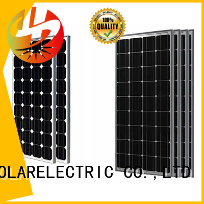 competitive price high watt solar panel poly marketing for communication field