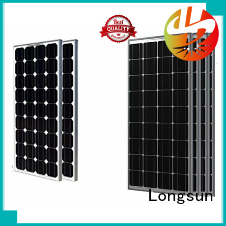 Longsun mono highest rated solar panels customized for powerless area