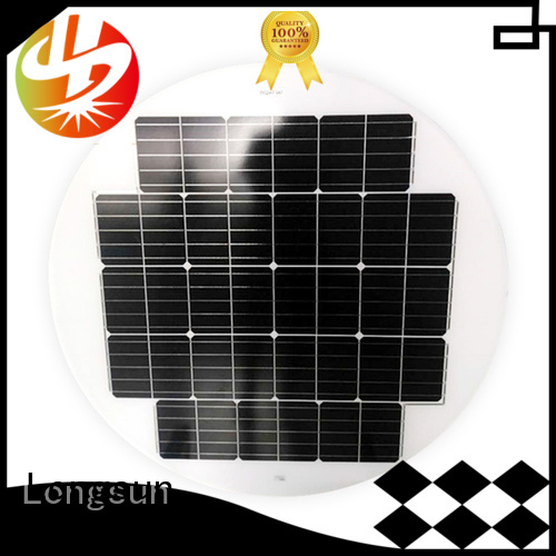 widely used solar power panels 80w supplier for Solar lights