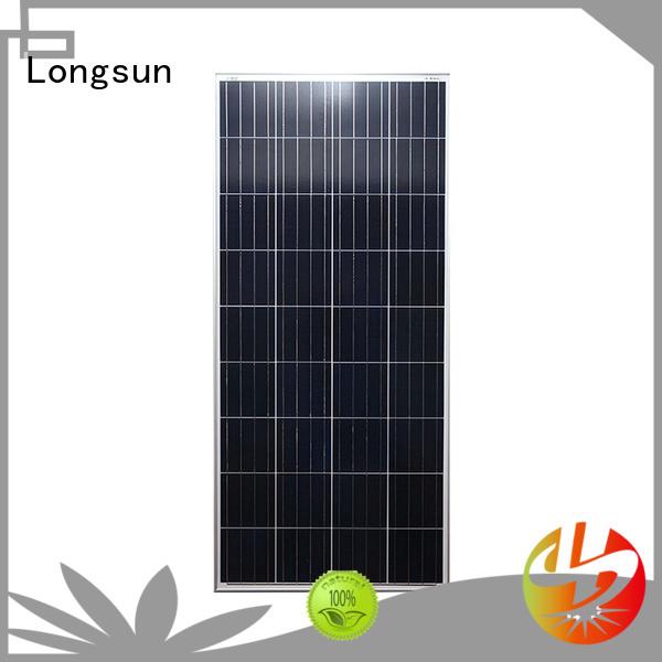 Longsun solar solar panel suppliers directly sale for solar power generation systems
