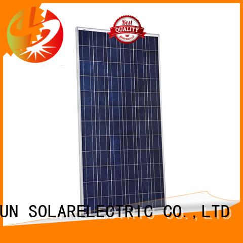 Longsun 315w high capacity solar panels factory price for marine