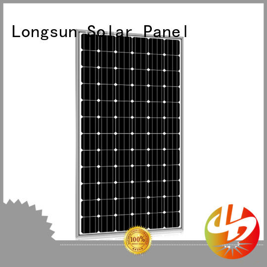 Longsun durable solar panels for sale 340w for lamp power supply